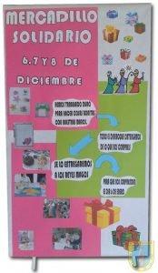 Residencia Altos de Jontoya_mercadillo solidario2012