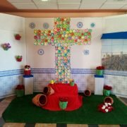 Cruz de Mayo residencia Altos de Jontoya