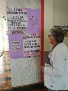 Programa Día de la Mujer en residencia Altos de Jontoya